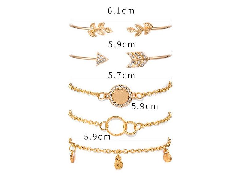 Bracelet boho style femme